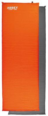 Matras Zelfopblaasbaar Oranje