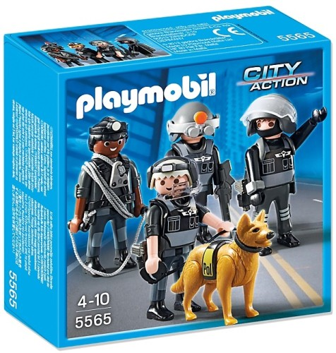 Arrestatieteam Playmobil 5565