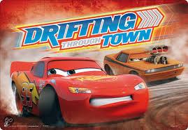 Burolegger Bureau Onderlegger Cars Drifting