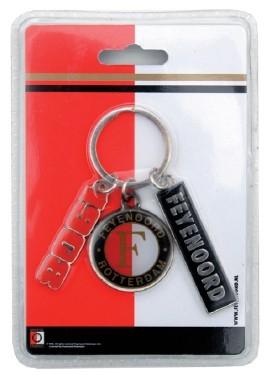Sleutelhanger Feyenoord Bedeltjes (SLEU021500)