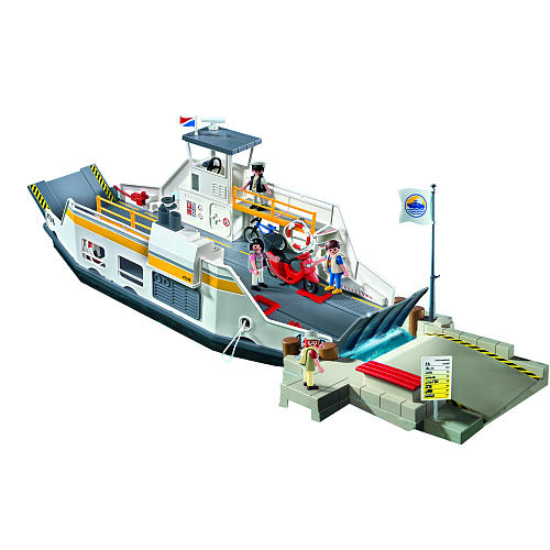 Ferryboot Playmobil 5127  Boot