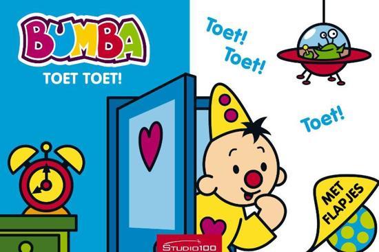 Boek Bumba Flapjes Toet Toet ((BOEK340658)
