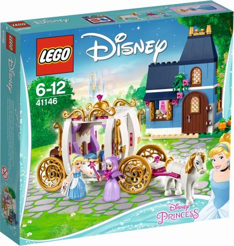 Assepoesters Betoverde Avond Lego (41146)