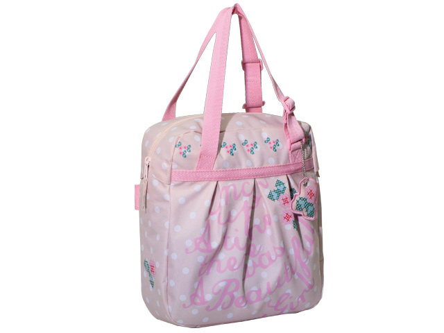 Youth Bag Shopper Panthasy Roze Fast Rider