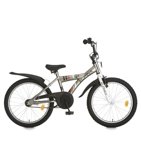 Alpina fiets Comet 20 J rn ant