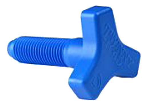 FIETD CRANKBOUT PVC BLAUW TL