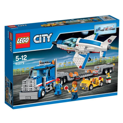 Trainingsvliegtuig Transport Lego (60079)