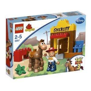 Lego 5657 Jessie Houdt De Wacht Duplo