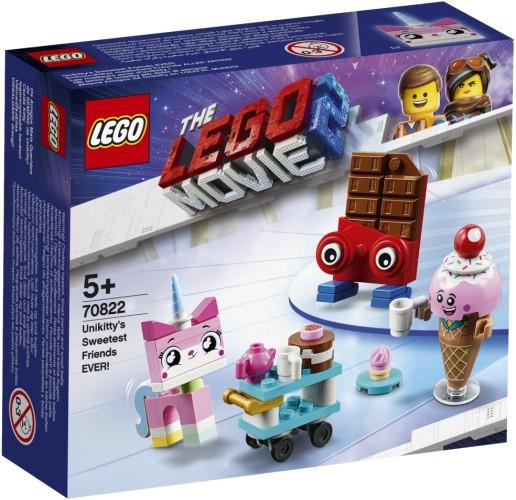 De allerliefste vrienden van Unikitty Lego (70822)