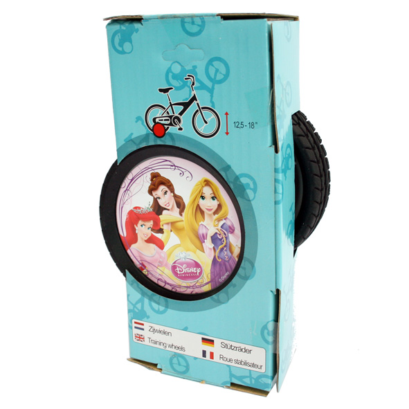 Zijwielen stabilo Princess Dreams set