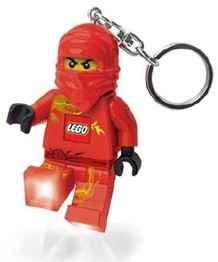 Zaklicht Ninjago Sleutelhanger Lego
