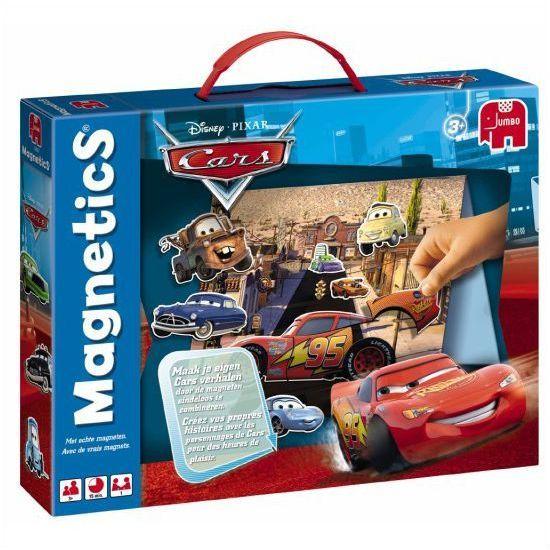 Magnetics Cars Jumbo Spel