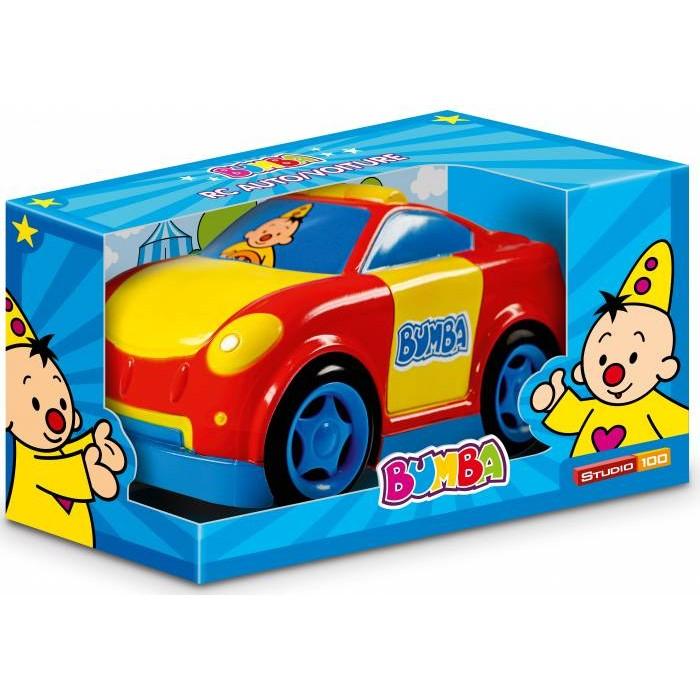 Auto RC Bumba van soft-pvc