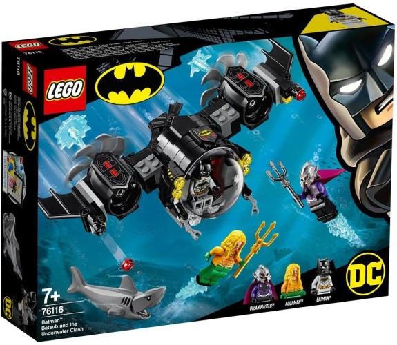 Batduikboot en het onderwatergevecht Lego (76116)