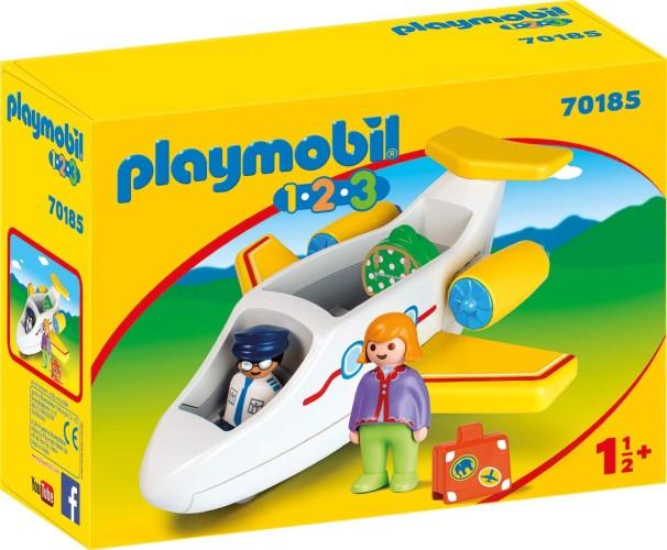 Vliegtuig Playmobil (70185)