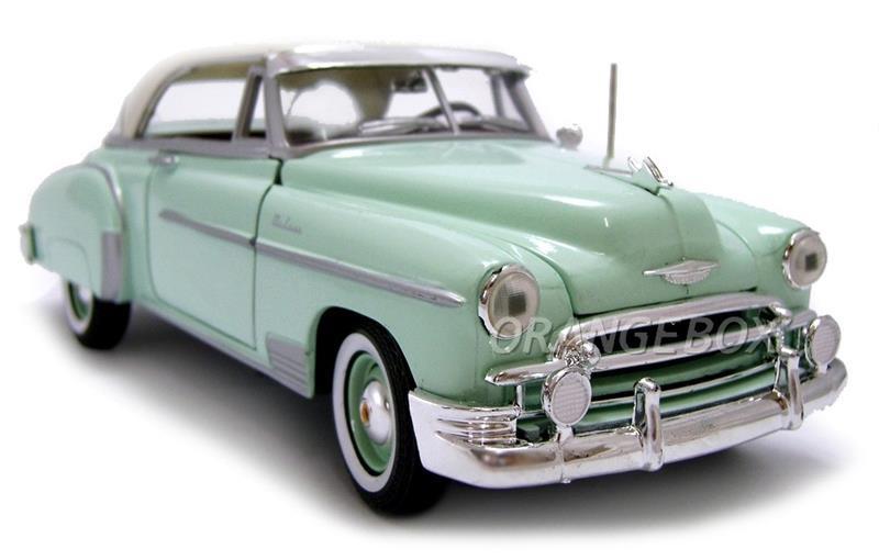 CHEVROLET BEL AIR 1950 MOTORMAX (1:24)