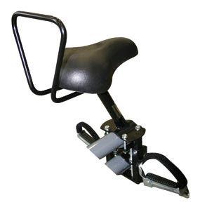 Zadel op buis D fiets Over size model 3