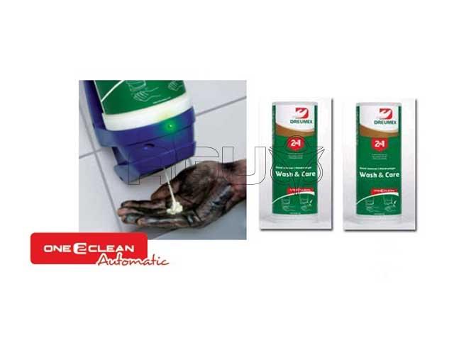 ZEEP DREUMEX W & C STARTPAKKET 2 PATRONEN + AUTOM DISPENCER