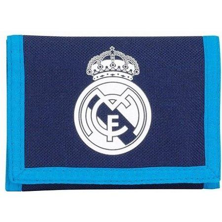 Portemonnee Real Madrid navy