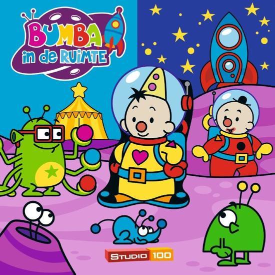 Boek Bumba in De Ruimte (BOEK340668)