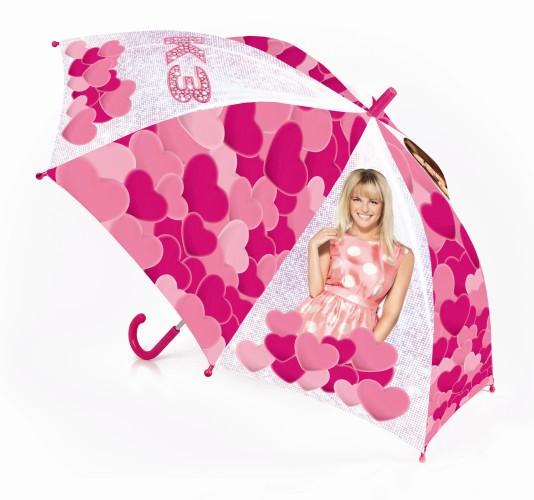 Paraplu K3 Hartjes
