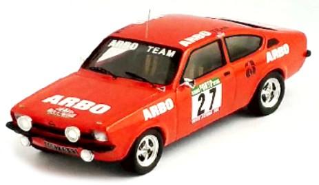 TROFEU Opel KADETT GT/e 27 MOUTINHO/FORTES RALLY PO (1:43)