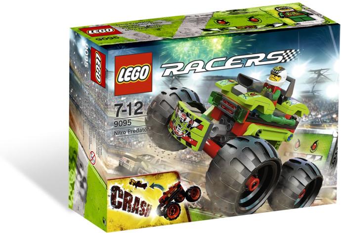Lego 9095 Racer Nitro Predator