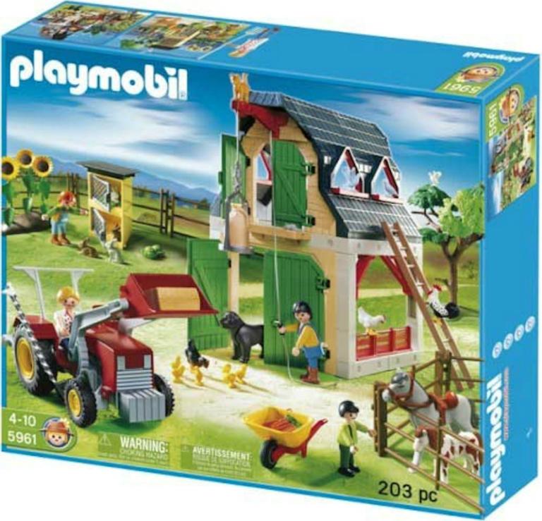 Playmobil Boerderij 5961