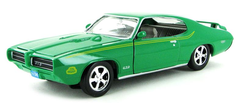 PONTIAC GTO JUDGE 1969 MOTORMAX (1:24)