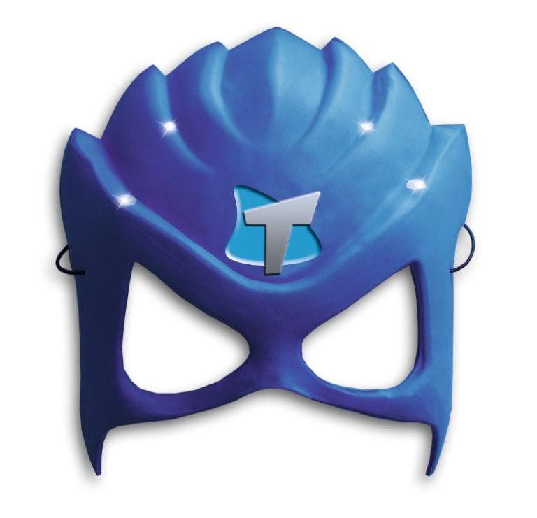 Masker Toby Mega Mindy