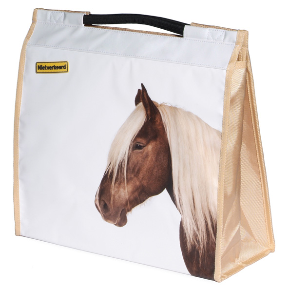 NV shoppertas paard bisonyl