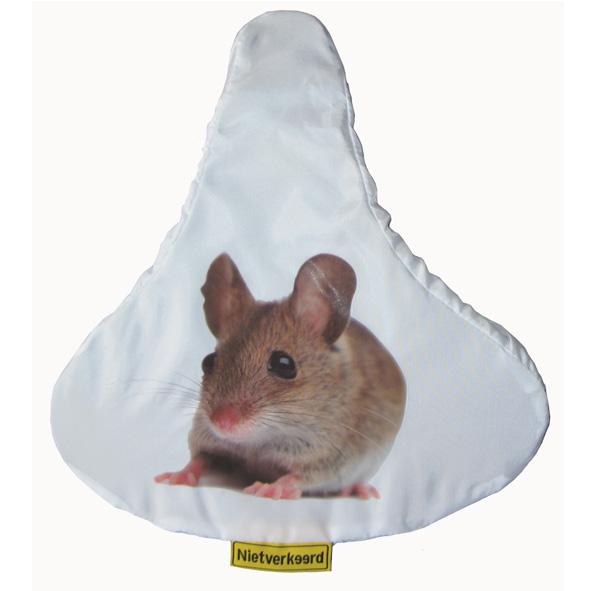 NV zadeldek met muis
