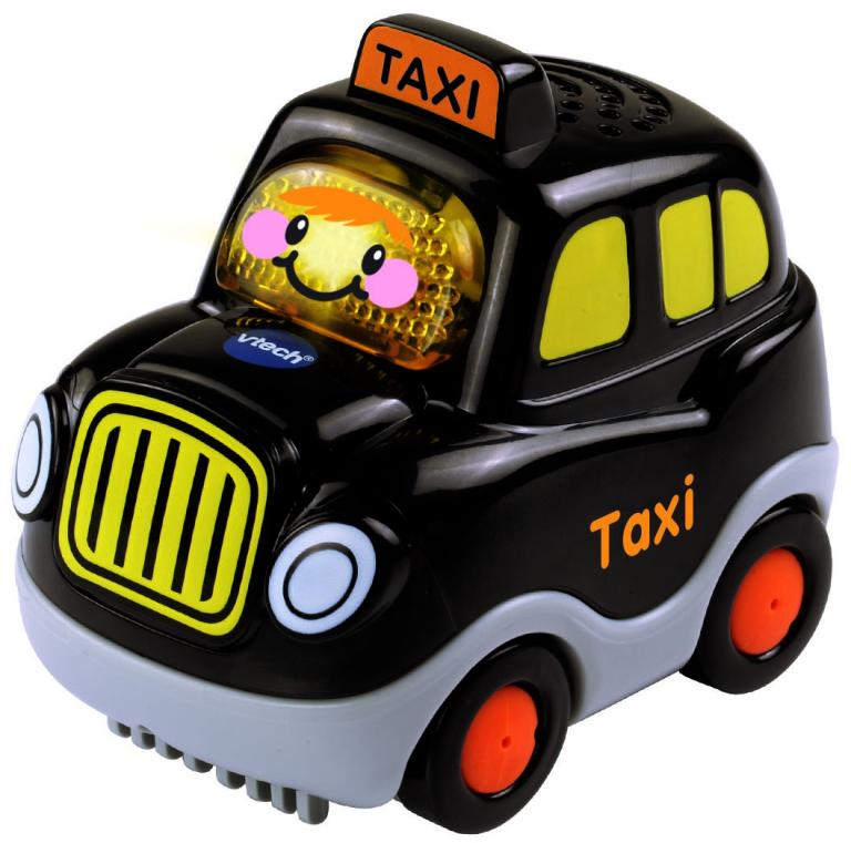 Toet Toet Auto Thijs Taxi Vtech