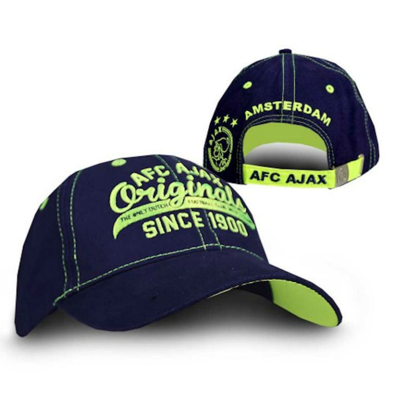Ajax Cap Away/Uit 2014/2015 Junior