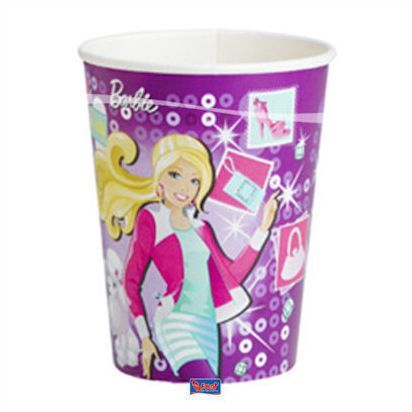 Bekers Barbie Cups