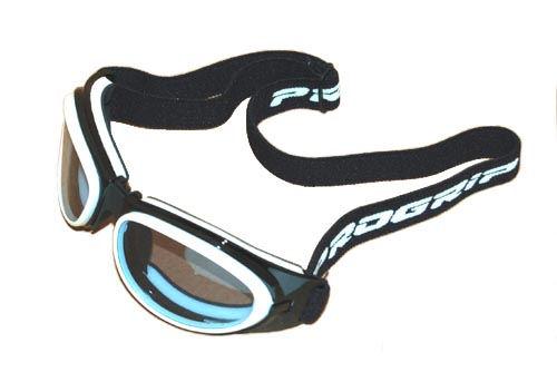 Zonnebril jet Helm Retro Zwart Progrip