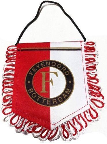 Banier Feyenoord Vaantje/Vaan