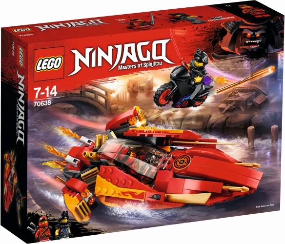 Katana V11 Lego (70638)