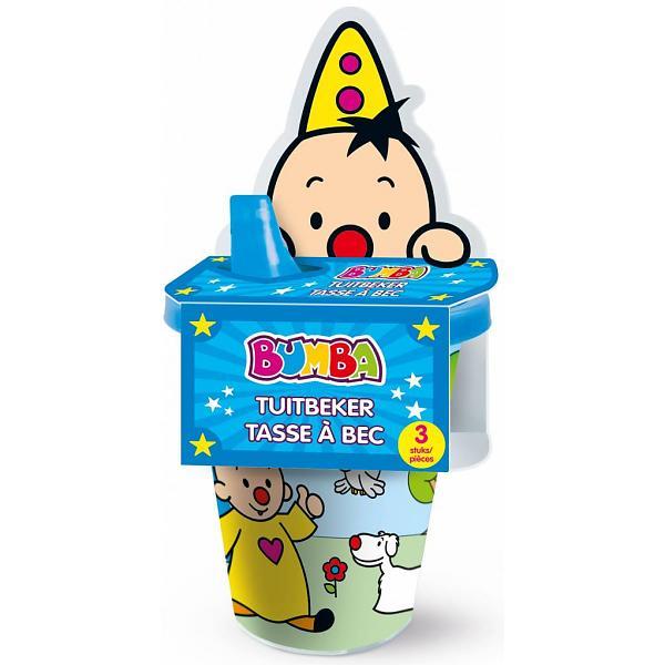 Bumba Tuitbeker 3-Pack