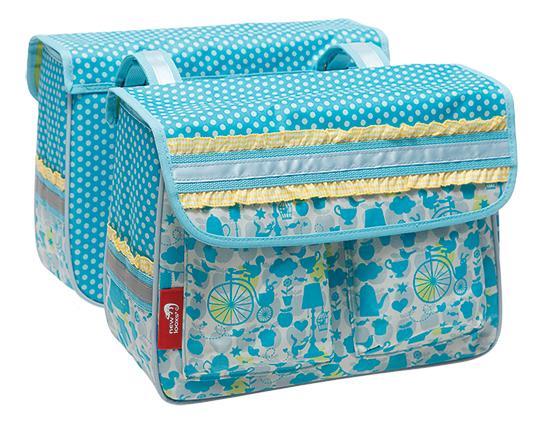 TAS NEW LOOXS EMMY DUBBEL E- BLUE