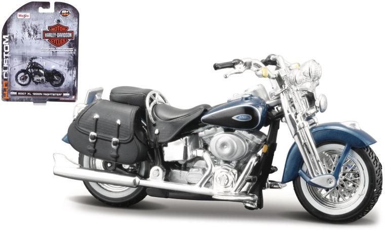 Harley-davidson FLSTS HERITAGE SPRINGER 2001(MAISTO 1:24)