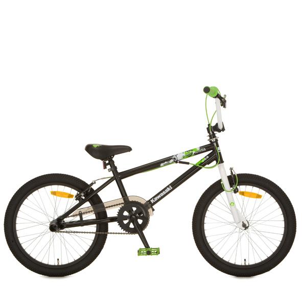 Kawasaki fiets BX Freestyle 20J Kraffity