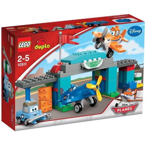 Lego Skipper´s Vliegschool Duplo 10511