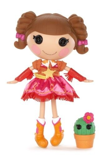 Pop Lalaloopsy Prairy Dusty Trail