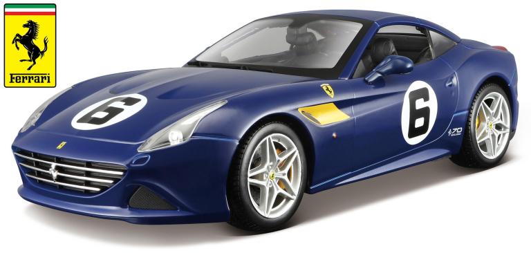 FERRARI CALIFORNIA T 6 70 jaar Ferrari (Limited Edition) (1:18) (76104)