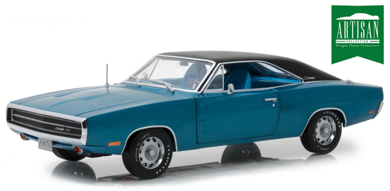 Dodge CHARGER 500 SE 1970 (1:18) GREENLIGHT COLLECTIBLES