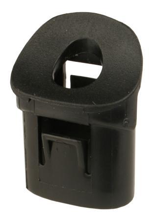 BAT KABED DOORVOERHULS ONDERBUIS PVC 1 KABEL