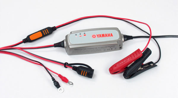YAMAHA YEC-9 BATTERY CHARGER 12V