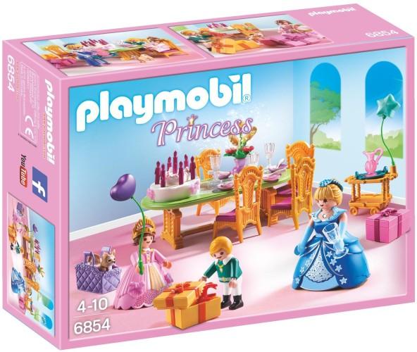 Prinselijk verjaardagsfeestje Playmobil (6854)