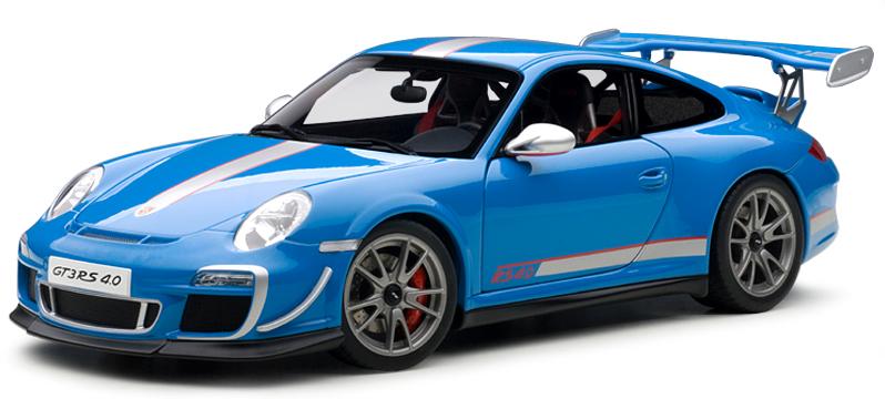 PORSCHE 911 GT3 RS 4.0 2012 LIMM  BBURAGO(1:18)